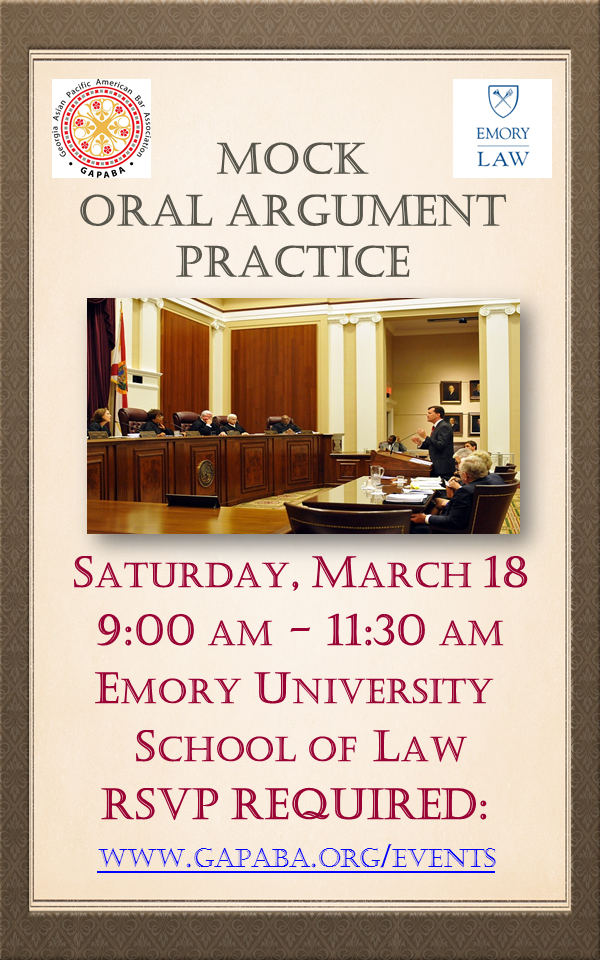 oral argument practice exercise