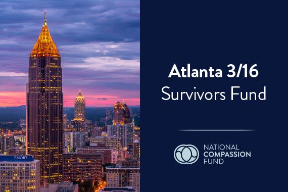 To Donate to the Atlanta 3/16 Survivors Fund, CLICK HERE